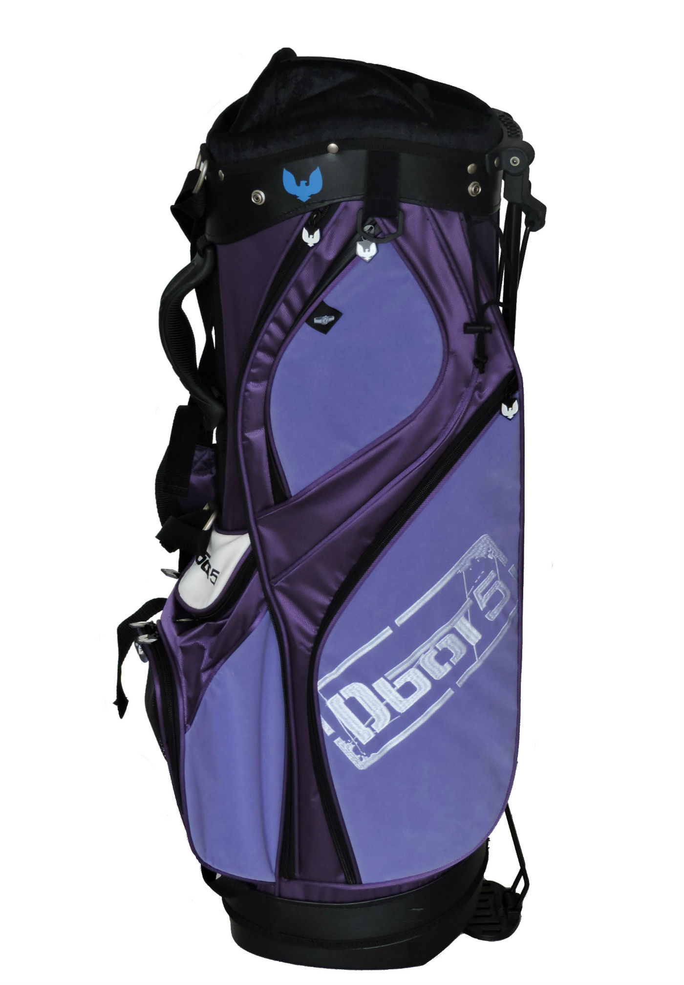 Sephlin - Sephlin Purple Velvet Womens Golf Bag
