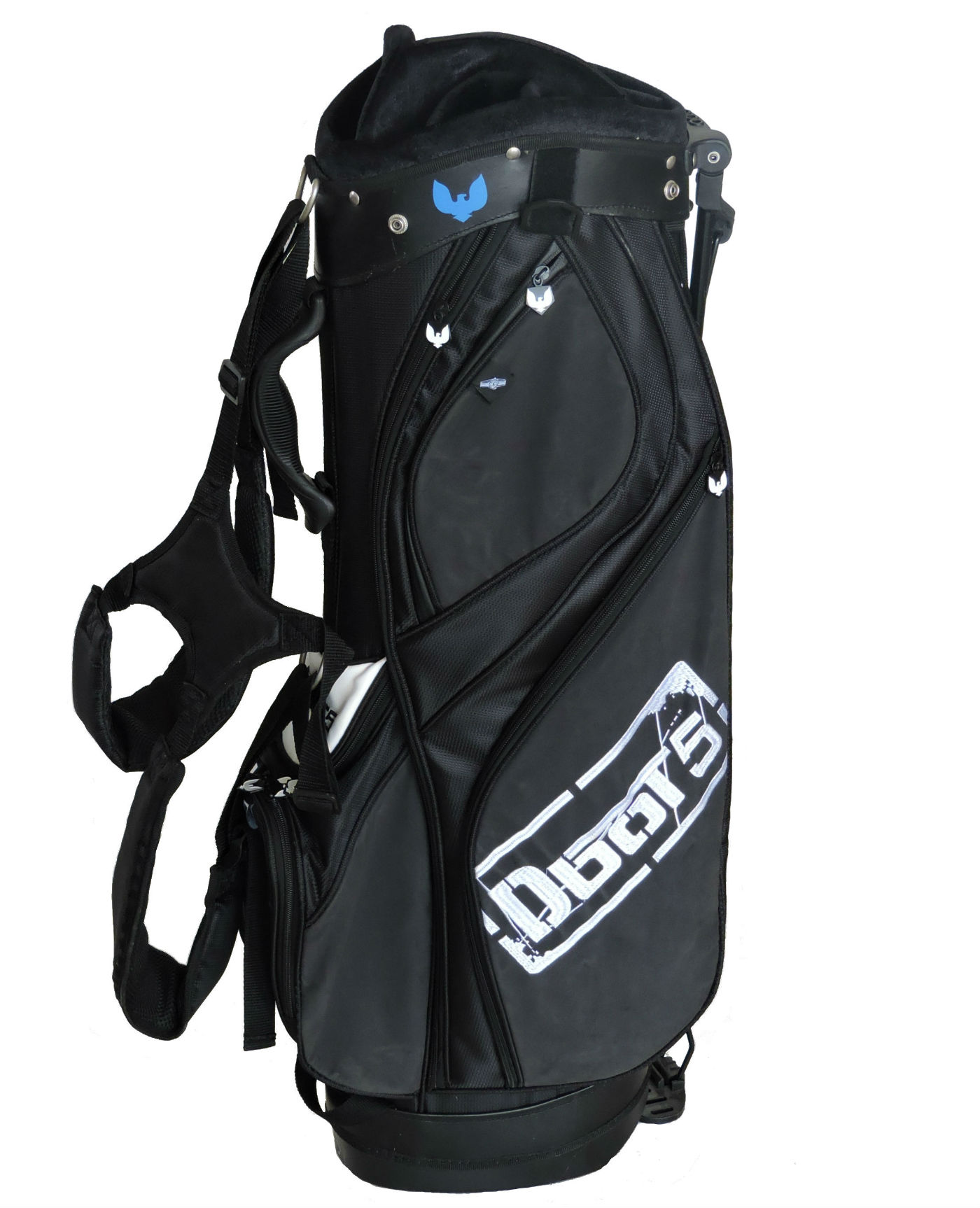 Sephlin - Sephlin Golf Bag (Black Velvet )