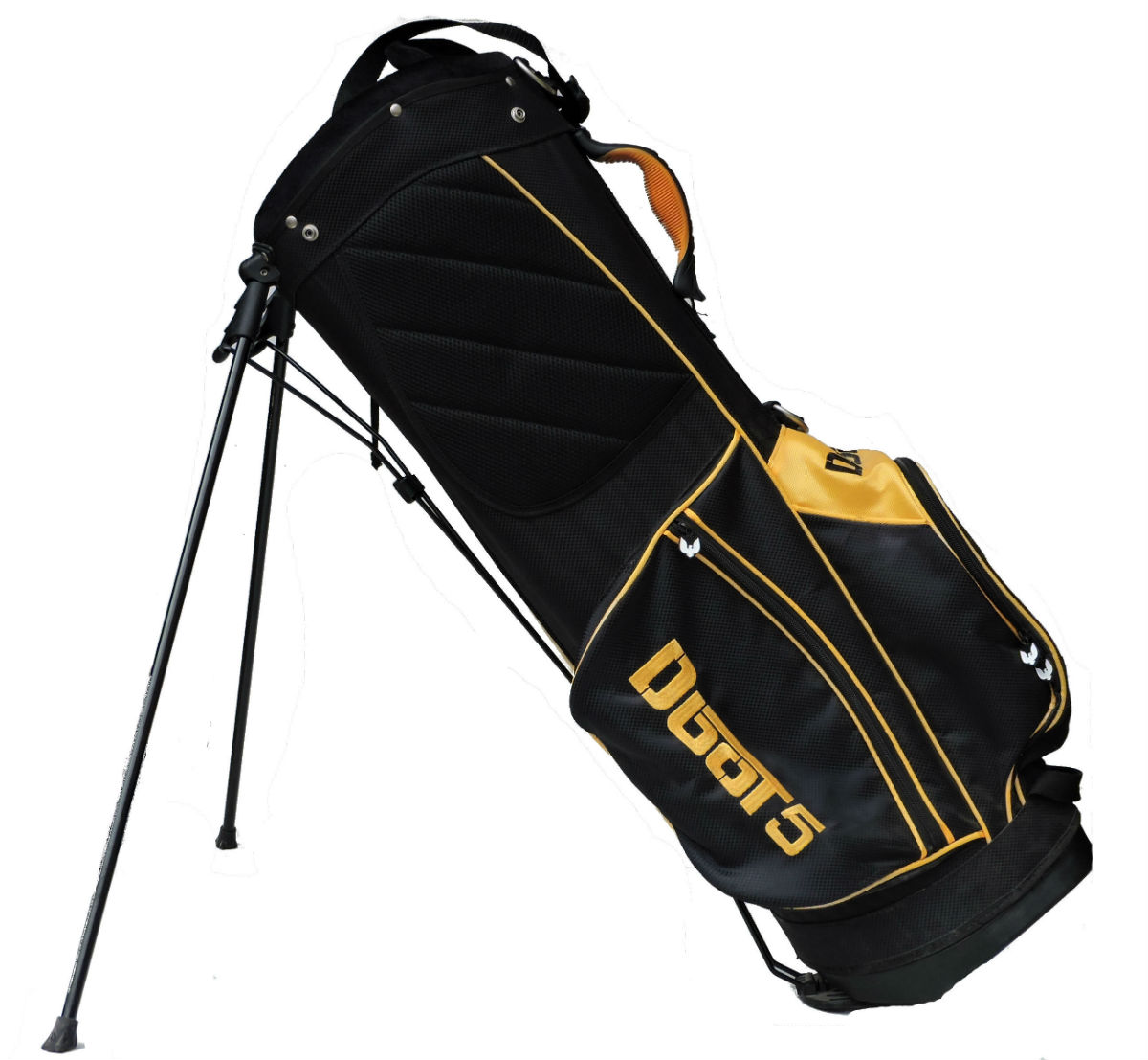 Sephlin - Sephlin Golf Bags (Black_Yellow)